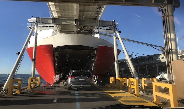 car carrier RORO